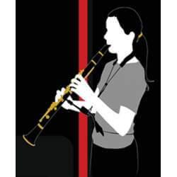 """Magilanck """"BodyStand"""" pour clarinette et hautbois"""