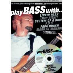 Play Bass pour guitare + CD (en Anglais)