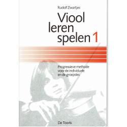 Zwartjes - Apprendre le violon vol.1 (en  Néerlandais)