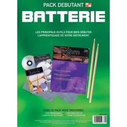 Pack débutant Batterie