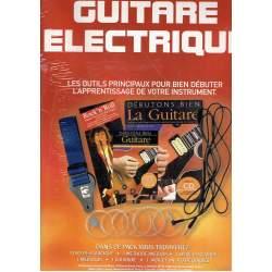 Pack débutant Guitare électrique