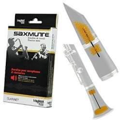Saxmute demper voor Bb klarinet