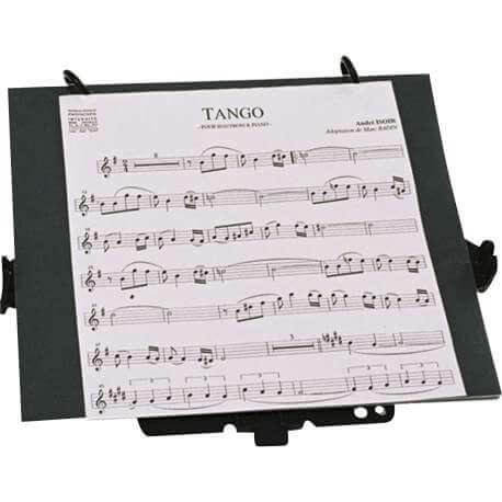 Carnet de marche DEG HC-200 pour lyre
